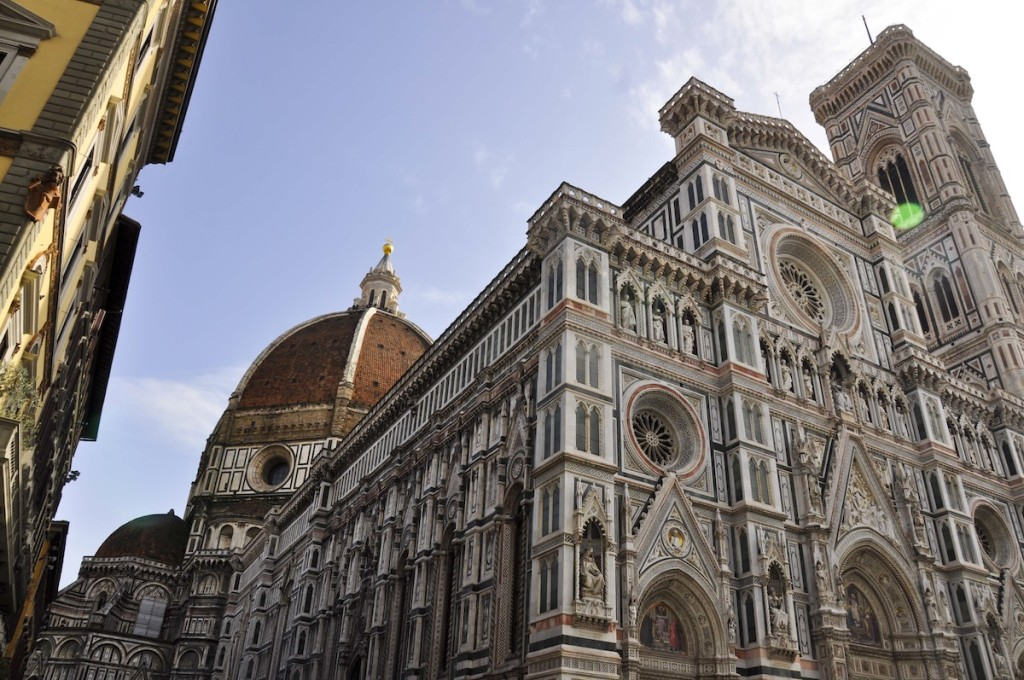 Private tours of Florence, Italy with Alexandra Lawrence - The Duomo